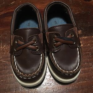 Boy's Boat Shoes